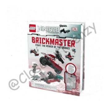 Picture of Lego 520522 Ninjago Brickmaster - CF-1-964