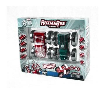 Picture of Marvel Avengers Assemble Regener8'RS - CF-1-397