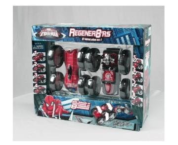 Picture of Marvel Ultimate Spiderman Regener8'RS - CF-1-398