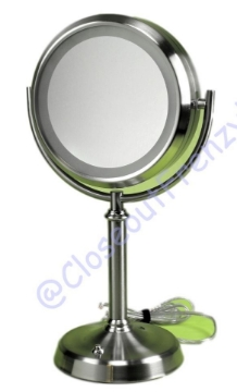 Picture of Sunter Natural Daylight Vanity Makeup Mirror CF-1-172