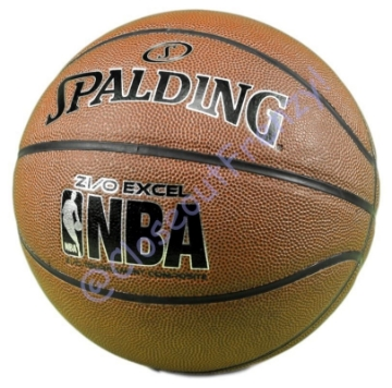 Picture of Spalding Zi/O Excel Indoor/Outdoor Official NBA Basketball - CF-1-158