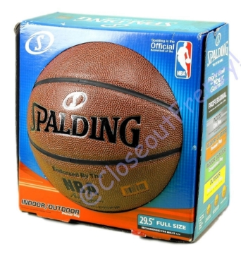 Picture of Spalding Zi/O Excel Indoor/Outdoor Official NBA Basketball CF-1-80